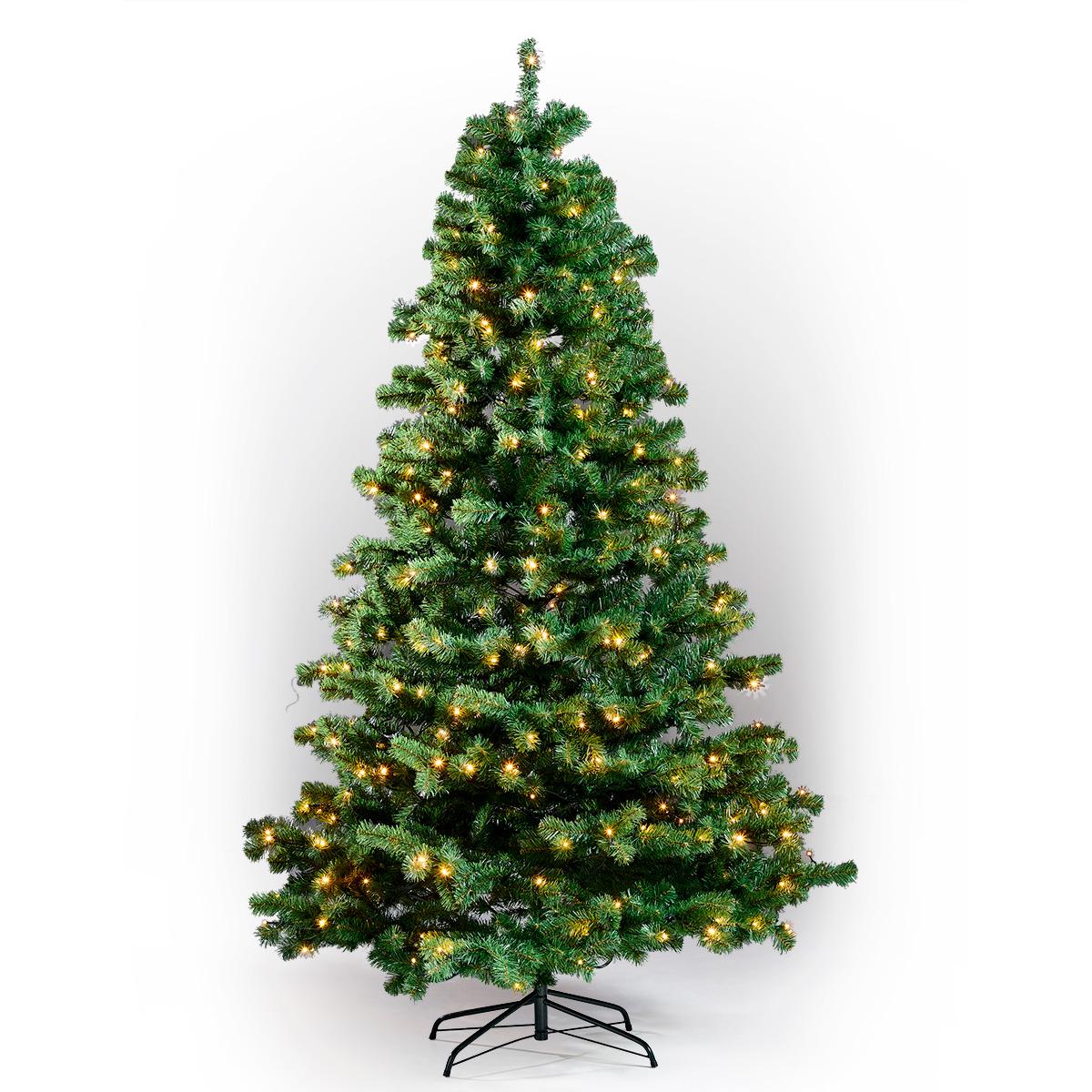 Juletræer & granpynt