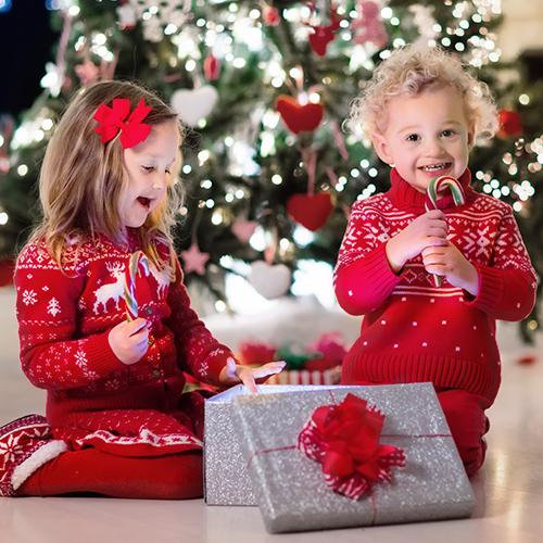Julegaveidéer til børnene